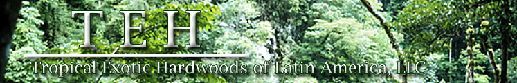 Tropical Exotic Hardwoods of Latin America LLC logo