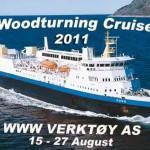 woodturning cruise logo