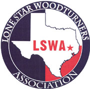 lonestar woodturners logo