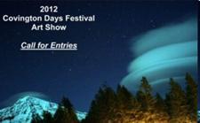 covington days festival art show