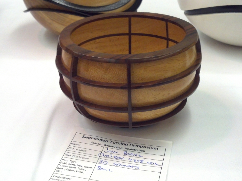 Wave Bowl by John Beaver