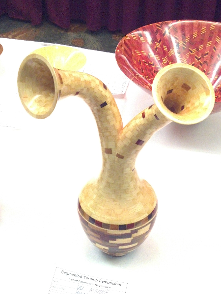 Turned Sculpture by Al Miotke